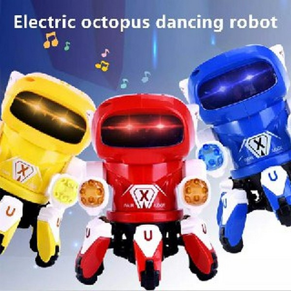 لعبة الروبوت Octopus